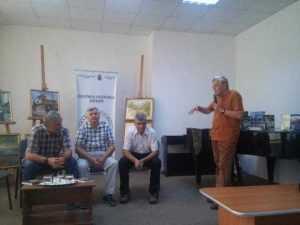 Povestea IATSA Pitești, echipa de raliuri, spusă la Casa Cărţii 6