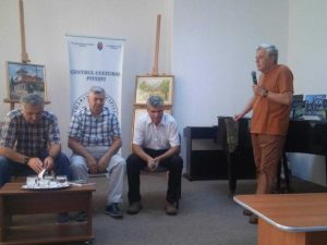 Povestea IATSA Pitești, echipa de raliuri, spusă la Casa Cărţii 7