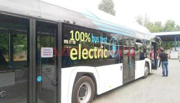 Primăria Piteşti va lua anul viitor 20 de autobuze electrice cu fonduri europene 3