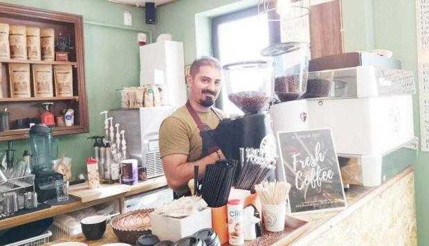 Artizan Urban Cofee Shop s-a deschis dintr-o inspiraţie. Pentru a vă inspira fiecare zi... 6