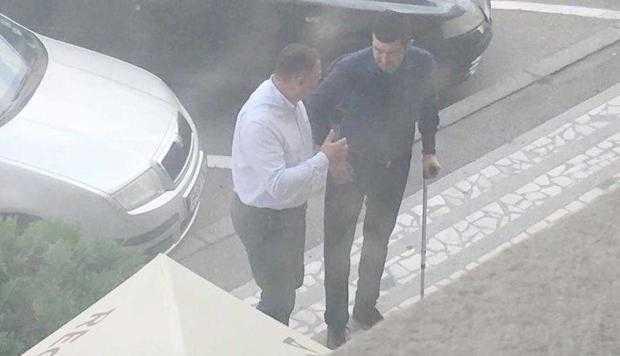 S-a aprins fitilul exploziei! Deputatul  Vasilică - deconspirat de prietenul Chiriloiu cu terenul de pe Transfăgărăşan 5