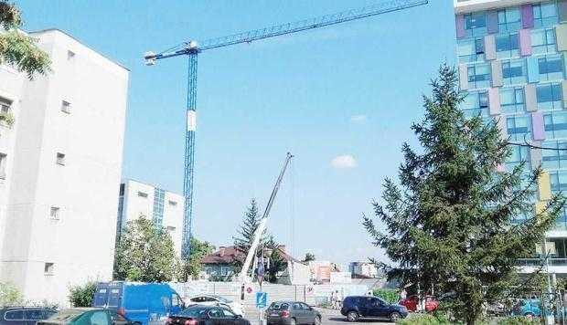 Noi amănunte în scandalul blocului de 10 etaje ridicat de SC Titidan SRL 5