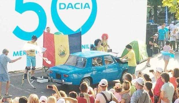 """Antoine Doucerain:  """"Este necesar să menţinem ADN-ul Daciei şi  să îl adaptăm constant"""" 7"""