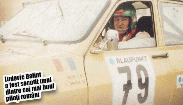 Ludovic Balint şi Petre Vezeanu, doi monştri sacri ai automobilismului piteştean 3