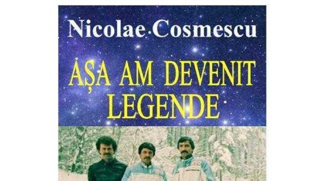 Nicolae Cosmescu lansează o carte de memorialistică 5