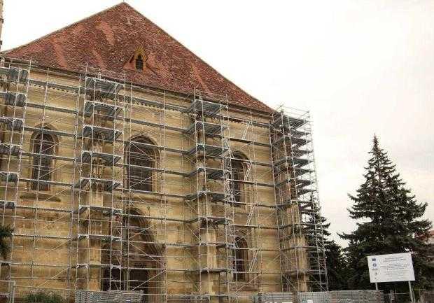 HARTĂ INTERACTIVĂ. Clădiri-simbol din Transilvania restaurate cu fonduri europene. Studiu de caz: Castelul de la Gilău 6