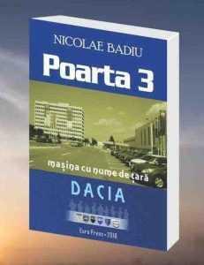 Jurnalistul Nicolae Badiu lansează o carte la Mioveni 6