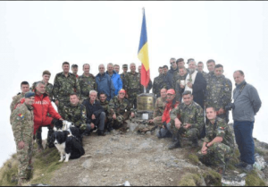 Vârful Moldoveanu are o nouă plăcuţă de identificare 6