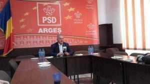 """Valeca, despre concursul pentru șefia IPJ Argeș: """"Oamenii din sistem se agită pe dedesubt"""" 5"""