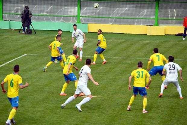 CS Mioveni, doar egal acasă cu U Cluj 5
