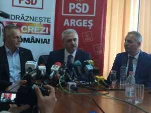 PSD Argeș, de partea lui Liviu Dragnea 6