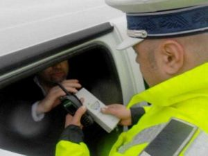 Prins băut și fără permis, la volan 2