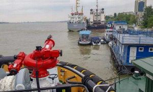 Flota administrației fluviale a Dunării, reînnoită cu nave de intervenție de peste 50 milioane de euro, bani europeni 6