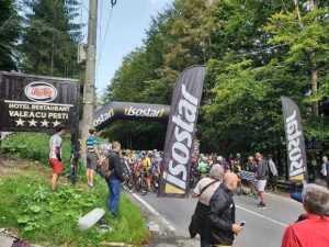 A început cel mai dur triatlon din România pe Transfăgărășan 6