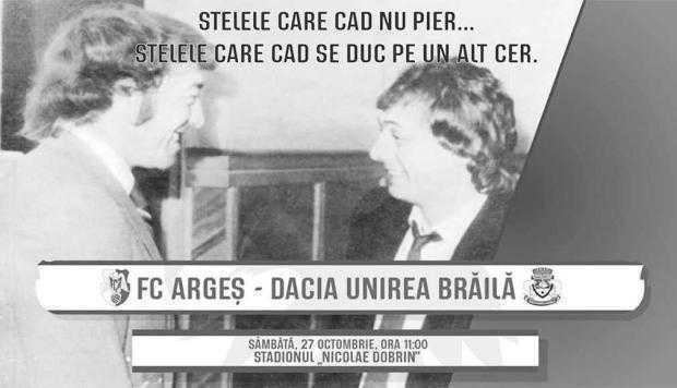 Apel al suporterilor alb-violeţi pentru a-l omagia pe Nicolae Dobrin 5