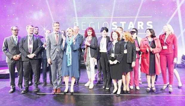 Conf. univ. dr. Cristina Şerbănică, membru al juriului RegioStars Awards 2018 5