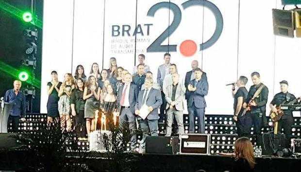Jurnalul de Argeş, alături de BRAT la aniversarea a 20 de ani de existenţă pe piaţa media din România 5
