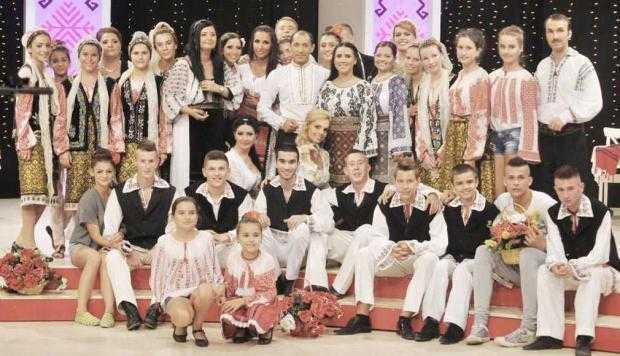 """""""Doina Bascovului"""", la un concurs  în China 4"""
