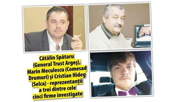Noi amănunte în cazul celor cinci asfaltatori din Piteşti investigaţi de Consiliul Concurenţei 5