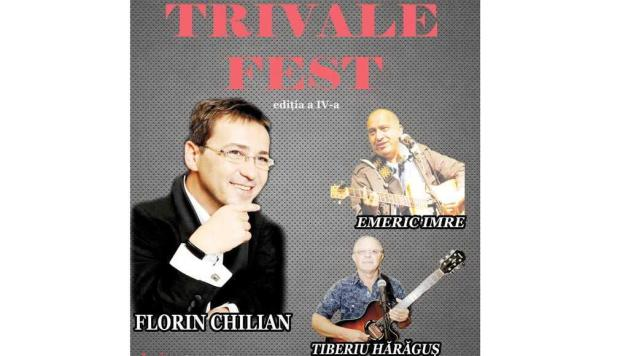 Festivalul Naţional de Muzică Folk Trivale Fest, ediţia a IV-a, pe 20 octombrie 5