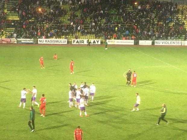FC Argeș învinge în ultimul minut la Mioveni 4