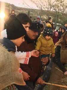 Focul lui Sumedru cu 3000 de participanți la Topoloveni 5