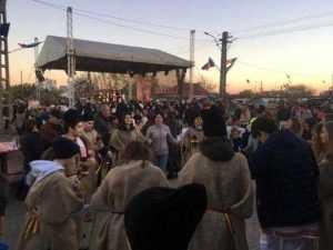 Focul lui Sumedru cu 3000 de participanți la Topoloveni 7