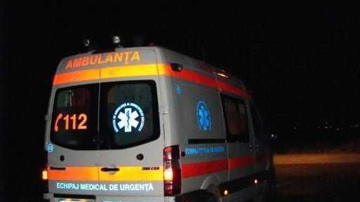 Accident rutier în Moșoaia. Pieton în comă 5