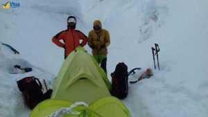 """Argeșeanul Teo Vlad, în Himalaya: """"Plecăm spre tabăra de bază Pumori cu încredere..."""" 7"""