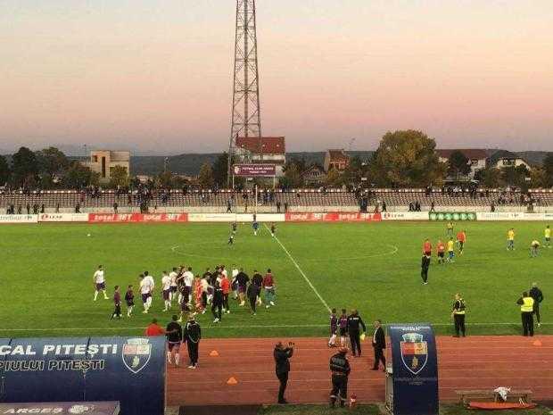 FC Argeș învinge Petrolul și urcă pe locul 2 în clasament 5