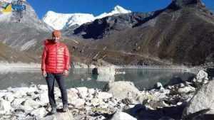 """Argeșeanul Teo Vlad, în Himalaya: """"Plecăm spre tabăra de bază Pumori cu încredere..."""" 6"""