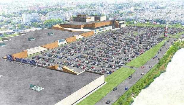 Vot favorabil pentru pasarela  de lângă viitorul mall din Piteşti 5