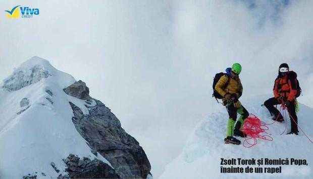 Exclusiv. Alpinistul Teo Vlad povesteşte în Jurnalul de Argeş despre ultima ascensiune în Himalaya 6