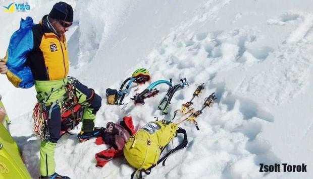 Exclusiv. Alpinistul Teo Vlad povesteşte în Jurnalul de Argeş despre ultima ascensiune în Himalaya 10