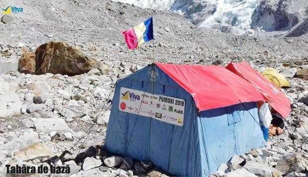 Exclusiv. Alpinistul Teo Vlad povesteşte în Jurnalul de Argeş despre ultima ascensiune în Himalaya 7