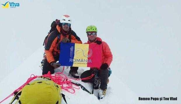 Exclusiv. Alpinistul Teo Vlad povesteşte în Jurnalul de Argeş despre ultima ascensiune în Himalaya 8