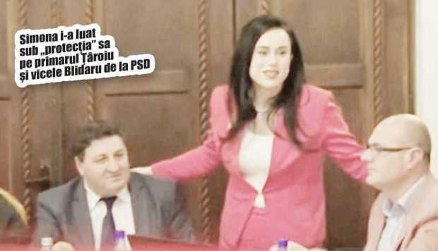 Cum i-a urecheat Simona Bucura-Oprescu pe liberalii din Câmpulung 5
