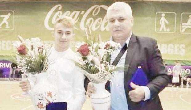 Boxerul Adrian Preda,  cel mai bun sportiv  al CSM Piteşti în anul 2018 la masculin 5