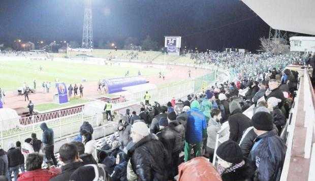 """O altă echipă de Liga I vrea să joace """"acasă"""" pe Stadionul """"Nicolae Dobrin"""" 5"""