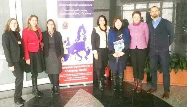 Conferinţă Internaţională la Universitatea Constantin Brâncoveanu din Piteşti 4