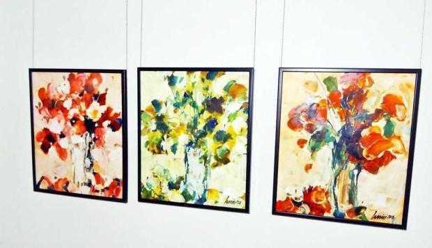 Pictorul Augustin Lucici, expoziţie cu peisaje din Veneţia şi Bucureşti 6