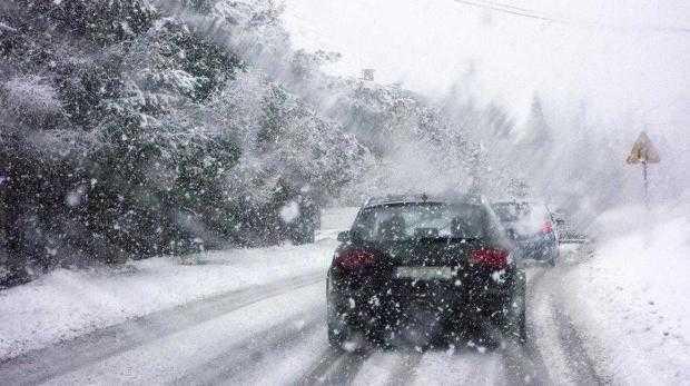 Continuă precipitațiile sub formă de ninsoare în Argeș 5