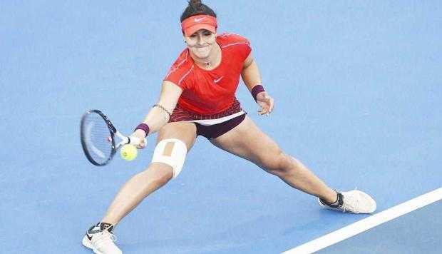 Bianca Andreescu, noua senzaţie a tenisului feminin mondial, şi-a început cariera la Piteşti 5