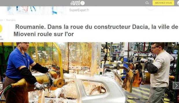 """""""Subvenţionăm Dacia, dar beneficiile pleacă în Franţa"""" 5"""