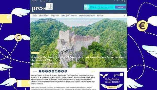 Articolele noastre depăşesc graniţele judeţului. Patru subiecte din Jurnalul de Argeş - preluate în reţeaua naţională PressHub, cu 22 de publicaţii partenere 5