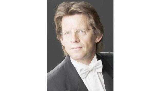 Un dirijor olandez pe scena Filarmonicii Piteşti 5