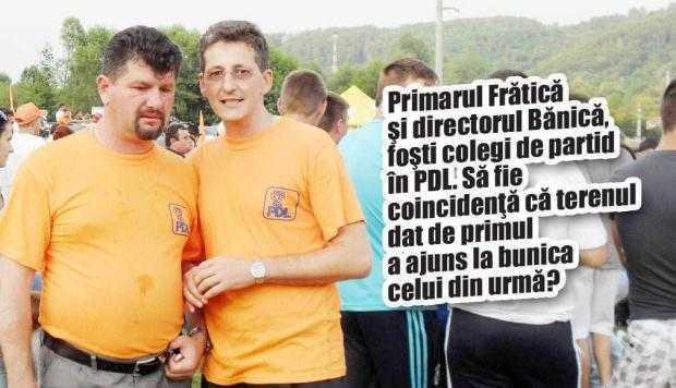 """""""Ştiam că jumătate din teren a ajuns la rudele lui Radu Bănică, actualul şef de la Cadastru"""" 5"""