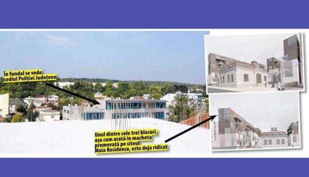 Chestorul Berechet, direct afectat de trei blocuri ce se vor construi lângă casa sa 6