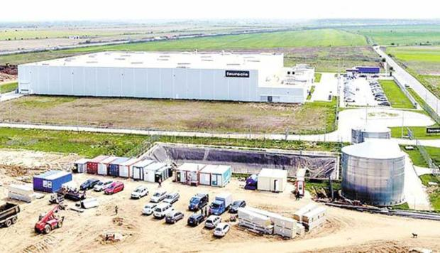 Un mare producător de componente auto din Turcia deschide fabrică la Căteasca 5