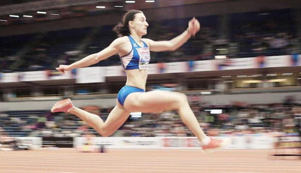 Argeşenii Marian Oprea şi Andreea Panţuroiu domină campionatele naţionale de atletism 6